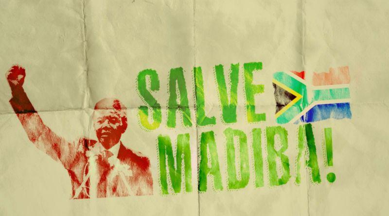 Mandelas Day #ComCausa