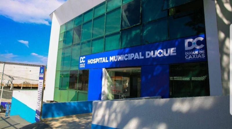 Como marcar consultas no novo Hospital de Caxias