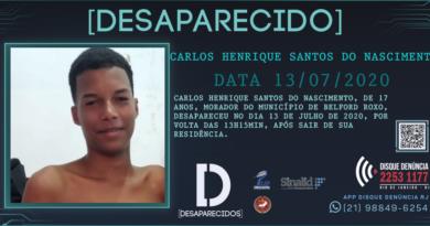 Carlos Henrique Santos do Nascimento