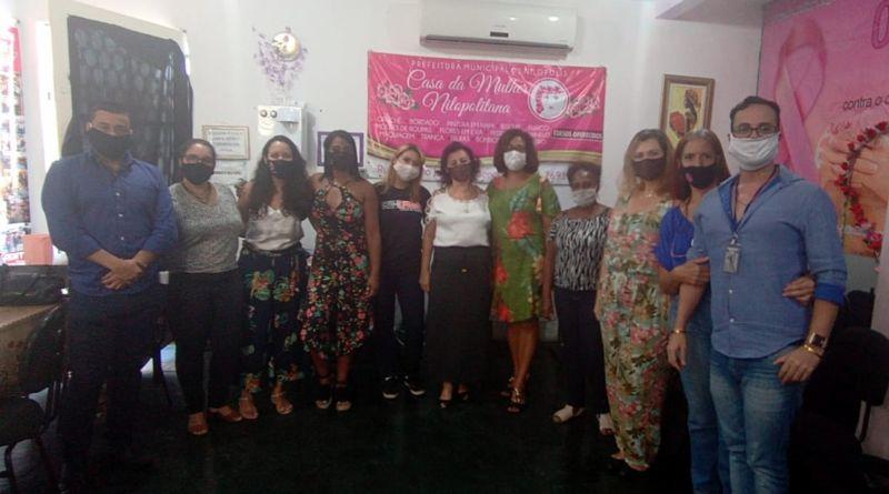 Casa da Mulher de Nilópolis debate alienação parental em live
