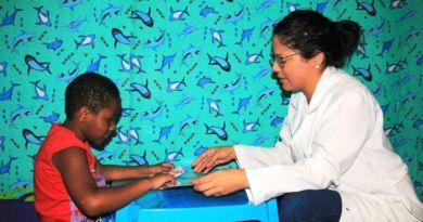 Centro de Reabilitação e Desenvolvimento da Criança completa 3 anos
