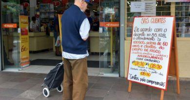 Comércio terá horário específico para atender idosos
