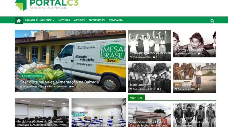 ComCausa apresentará portal de notícias