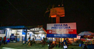 Posto em Caxias