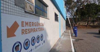 Unidade Básica de Saúde Jardim Olavo Bilac