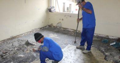 Obras Hospital Geral de Nova Iguaçu