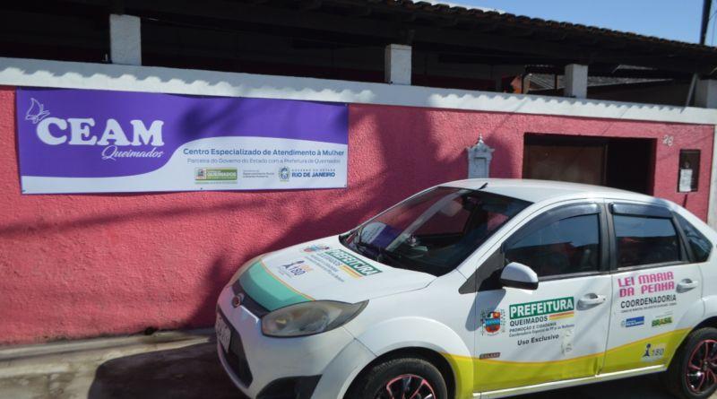 Ceam ganha nova sede em Queimados