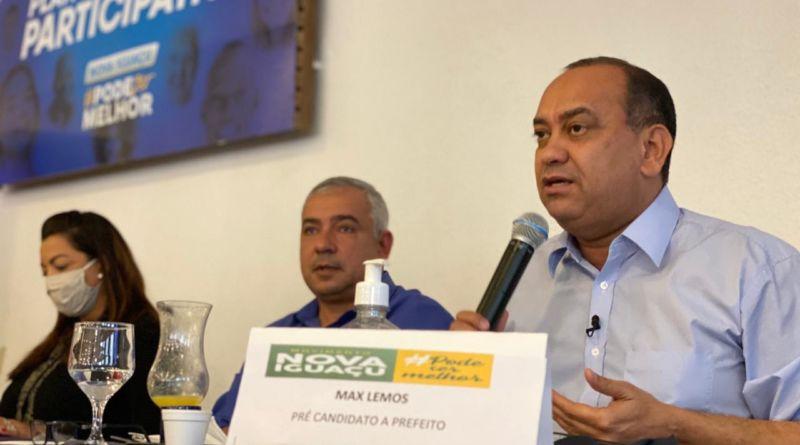 Saúde pública de Nova Iguaçu é tema de debate