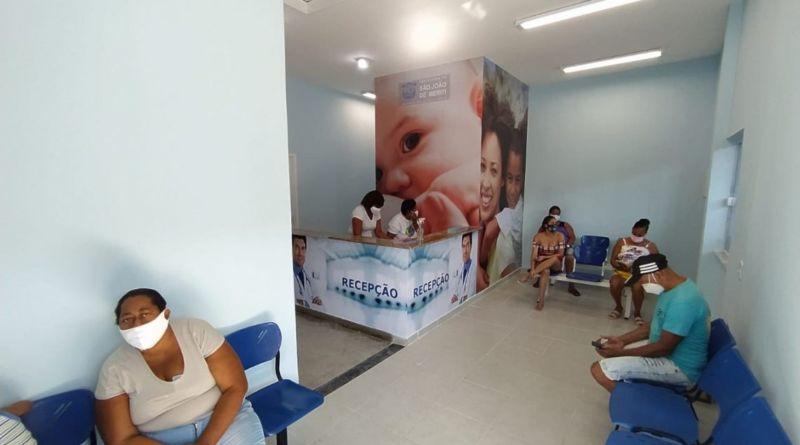 Unidade de Saúde da Família Tibagi