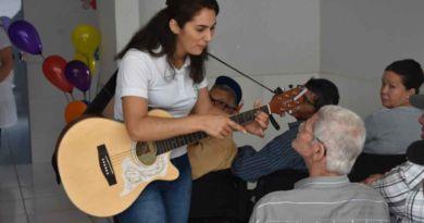 Dia da Musicoterapia