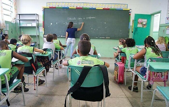 Escola Municipal Ubirajara Ferreira,