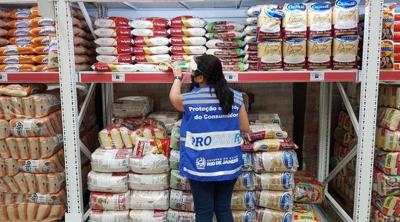 Procon visita supermercados devido o aumento dos preços
