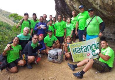 Kafango promoverá Rapel na Pedra da Contenda