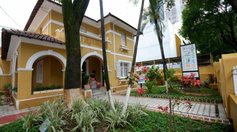 Casa de Cultura de Nova Iguaçu