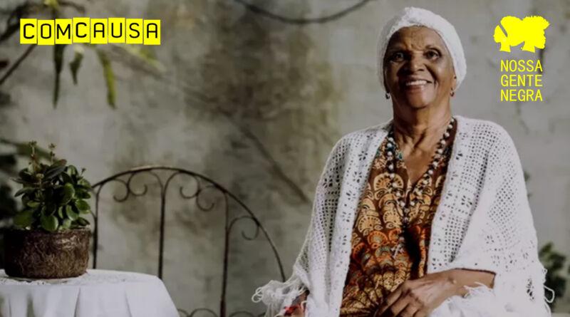 Francisca Xavier Queiroz de Jesus Nossa gente Negra