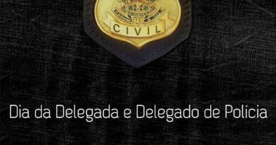 Dia do Delegado de Polícia #ComCausa