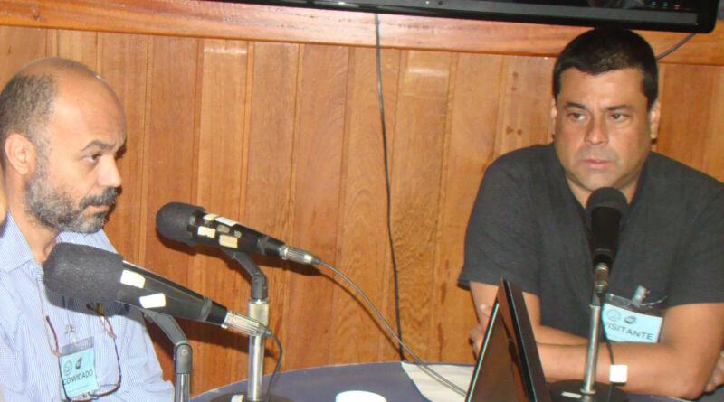 Segurança na Rádio Nacional