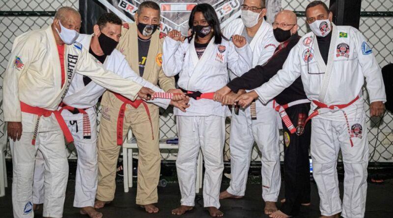 Atleta de Nilópolis conquista reconhecimento histórico no Jiu-Jitsu Mundial