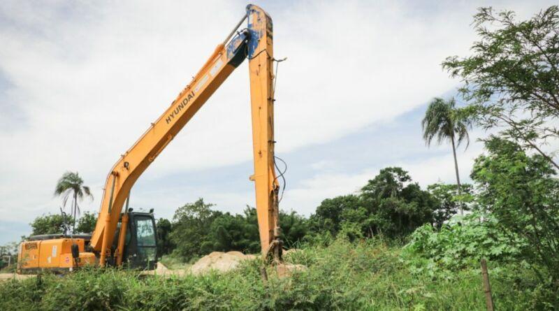 Estado inicia a recuperação ambiental em Seropédica