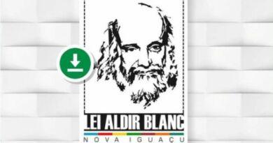 Manual de aplicação de logotipos e marcas da Lei Aldir Blanc
