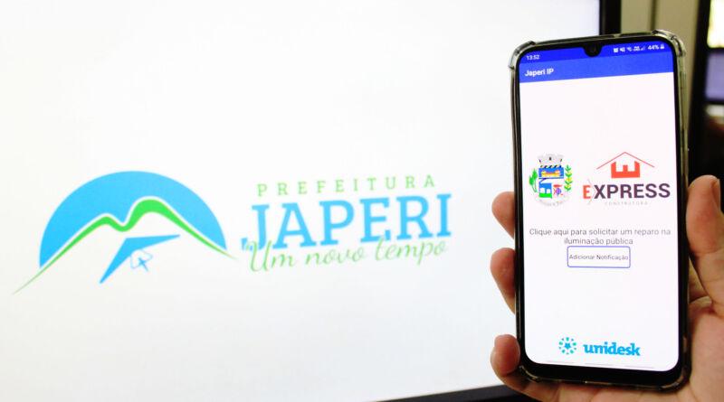 Reparos de iluminação via aplicativo é aderido em Japeri