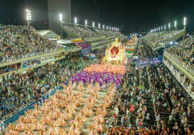 carnaval em julho