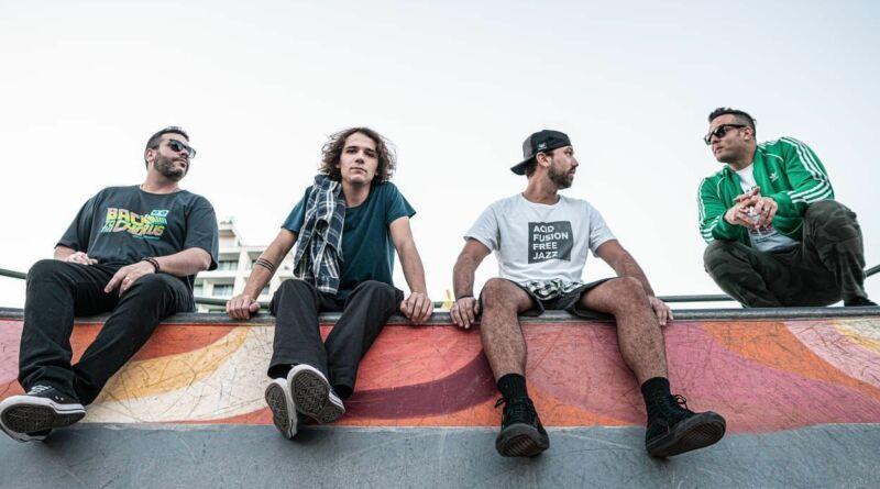 Entrevista com a banda Casa Frot