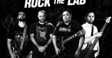Entrevista com a banda Rock The Lab