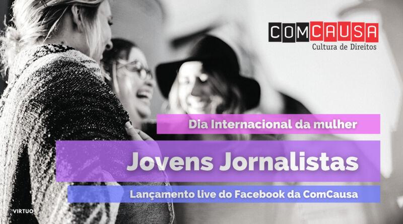 Jornalista #mulher #ComCausa