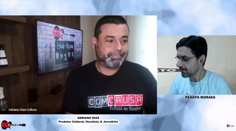 Museu na Baixada foi um dos temas da entrevista com Adriano Dias da ComCausa