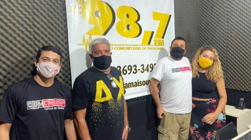 radio paracambi