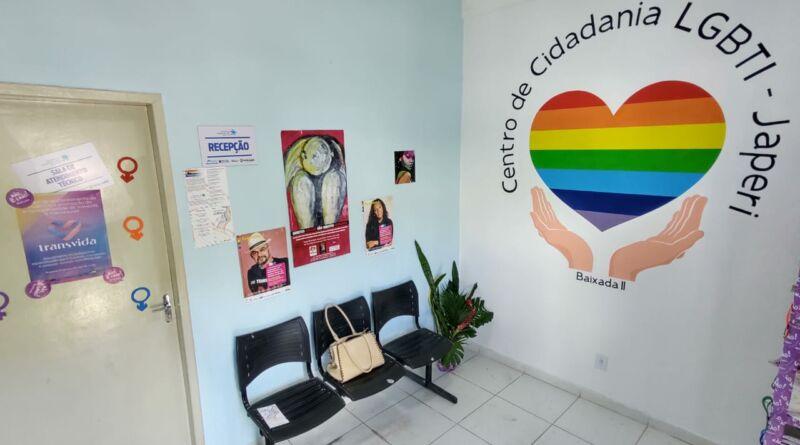 Centro LGBT e Atendimento a Vítimas de Intolerância é aberto em Japeri