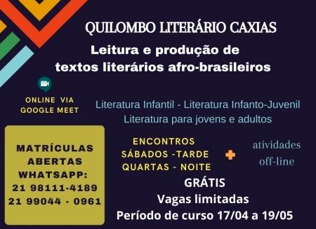 Quilombo Literário de Caxias