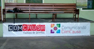 Oficina de Comunicação e Direitos Humanos #ComCausa