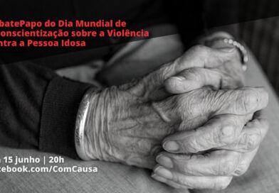 DebatePapo sobre Violência contra a Pessoa Idosa e Desenvolvimento da Baixada