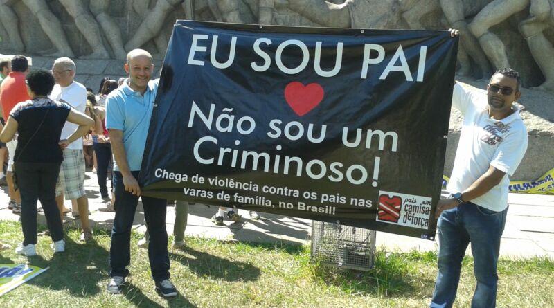 2016 - 04 (Abril) 24 - Ato Alienação São Paulo #ComCausa