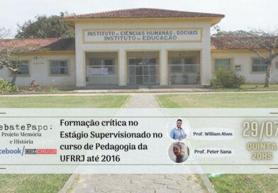 Agenda da ComCausa terá DebatePapo sobre Dissertação de Mestrado
