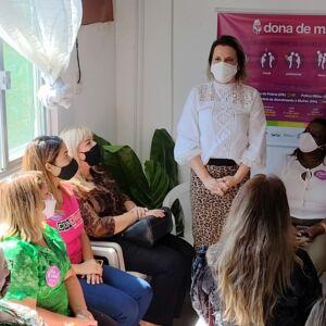 Elaine Medeiros, Secretária Assistência Social Direitos Humanos Prefeitura de Nova Iguaçu