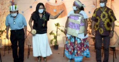 Território Baixada homenageia cultura ancestral