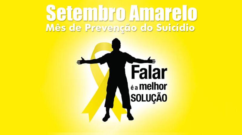 09 (Setembro) 10 - Prevenção Suicídio #ComCausa