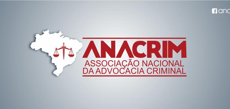 ANACRIM OAB ComCausa Crime