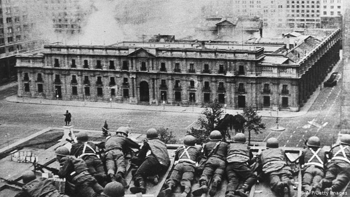Golpe militar no Chile